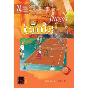 Juegos de Tenis.24JuegosParaLaEscuela. 6A17 Años